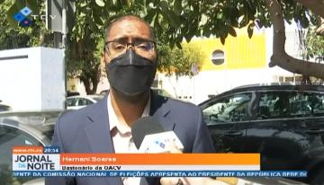 OACV condena atitude de Amadeu Oliveira ao sair do país com um cliente, por violação da ordem jurídica
