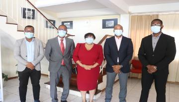 Uni-CV assina acordo de cooperação Ordem dos Advogados de Cabo Verde